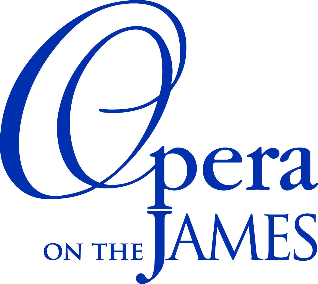 Opera ON THE JAMES Logo